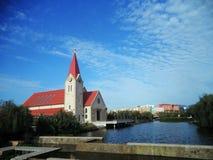 Iglesia de Cristo Foto de archivo libre de regalías