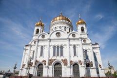 Iglesia de Cristo el salvador Foto de archivo libre de regalías