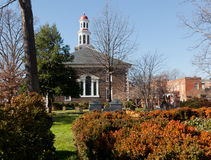 Iglesia de Cristo en Alexandría Fotos de archivo libres de regalías