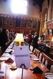Iglesia de Cristo, Oxford fotos de archivo libres de regalías