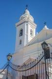 Iglesia de Del Pilar en Buenos Aires, la Argentina imágenes de archivo libres de regalías