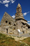 Iglesia de Densus Fotografía de archivo