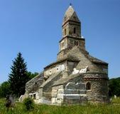 Iglesia de Densus Fotos de archivo libres de regalías