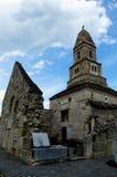 Iglesia de Densus Imagenes de archivo