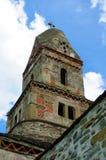 Iglesia de Densus Imágenes de archivo libres de regalías