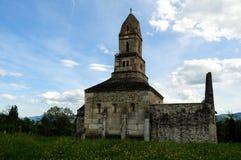 Iglesia de Densus Imagen de archivo libre de regalías