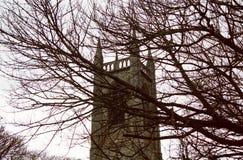 Iglesia de Drumcliff, Irlanda Imagen de archivo libre de regalías