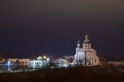 Iglesia de Elías el profeta en Suzdal, Imagenes de archivo