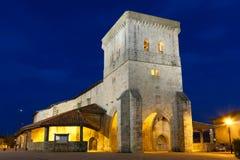 Iglesia de Erandio Foto de archivo libre de regalías