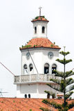 Iglesia de Fontanales Fotos de archivo libres de regalías