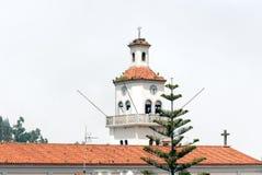 Iglesia de Fontanales Imagen de archivo