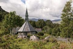 Iglesia de Galway Fotografía de archivo libre de regalías
