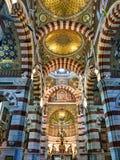 Iglesia de Garde del la de Notre-Dame de Fotos de archivo libres de regalías
