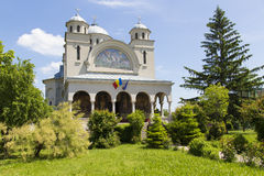 Iglesia de Gheorghe del santo Foto de archivo libre de regalías