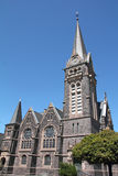 Iglesia de Giessen Fotografía de archivo