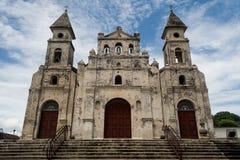 Iglesia DE Guadalupe, Granada royalty-vrije stock afbeelding