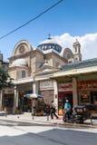 Iglesia de Hagia Triada en Estambul, Turquía foto de archivo libre de regalías