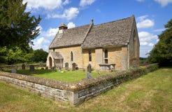 Iglesia de Hailes, Gloucestershire Imágenes de archivo libres de regalías