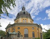 Iglesia de Hedvig Eleonora Fotos de archivo