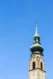 Iglesia de Hochst Fotografía de archivo
