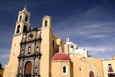 Iglesia de Humantla Fotos de archivo