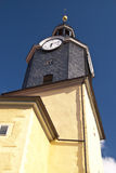 Iglesia de Ilmenau Foto de archivo libre de regalías