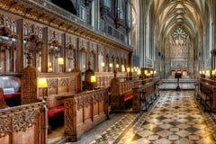 Iglesia de Inglaterra Foto de archivo libre de regalías