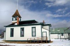 Iglesia de Jefferson Colorado fotografía de archivo libre de regalías