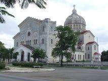 Iglesia de Jesús en La Habana, Cuba Imagenes de archivo