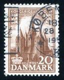 Iglesia de Kalundborg Fotografía de archivo