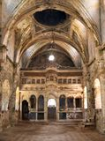 Iglesia de Kayakoyu Foto de archivo libre de regalías