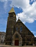 Iglesia de Kenosha Imagen de archivo