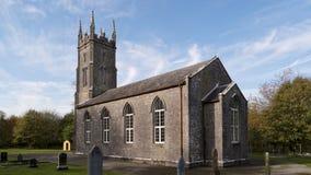 Iglesia de Kilcooley Foto de archivo libre de regalías