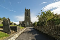 Iglesia de Kilgarriffe Clonakilty Fotos de archivo