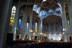 Iglesia de la abadía Fotografía de archivo libre de regalías