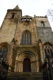 Iglesia de la abadía Foto de archivo