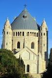 Iglesia de la abadía de Hagia Maria Sion Imágenes de archivo libres de regalías