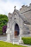 Iglesia de la abadía de la trinidad santa Imágenes de archivo libres de regalías