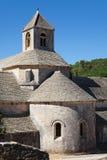 Iglesia de la abadía de Senanque Imagenes de archivo