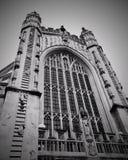 Iglesia de la abadía del baño Fotografía de archivo libre de regalías