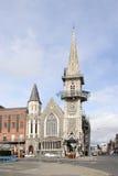 Iglesia de la abadía en Dublín Foto de archivo libre de regalías