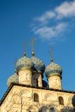 Iglesia de la ascensión Moscú imagen de archivo libre de regalías