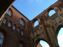 Iglesia de la bóveda Fotografía de archivo libre de regalías