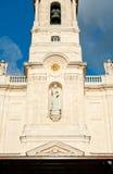 Iglesia de la capilla de nuestra señora, Fátima, Portugal Imagenes de archivo