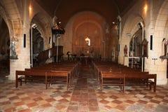 Iglesia de la catedral Foto de archivo