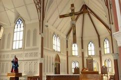 Iglesia de la catedral de Arica Foto de archivo libre de regalías