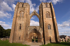 Iglesia de la catedral de Elgin Fotos de archivo