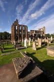 Iglesia de la catedral de Elgin Imagen de archivo