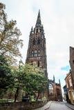 Iglesia de la catedral de San Miguel en Coventry, Inglaterra imagen de archivo