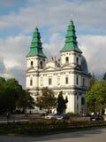 Iglesia de la catedral dominicana del monasterio fotos de archivo libres de regalías